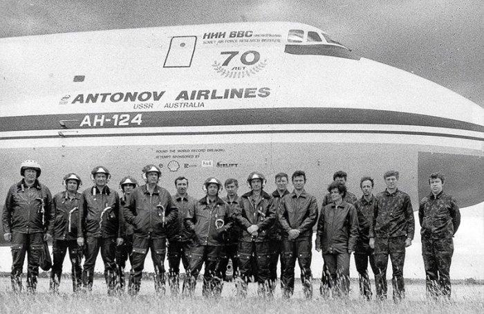 Кругосветный полет прошел гладко./Фото: wartime.org.ua