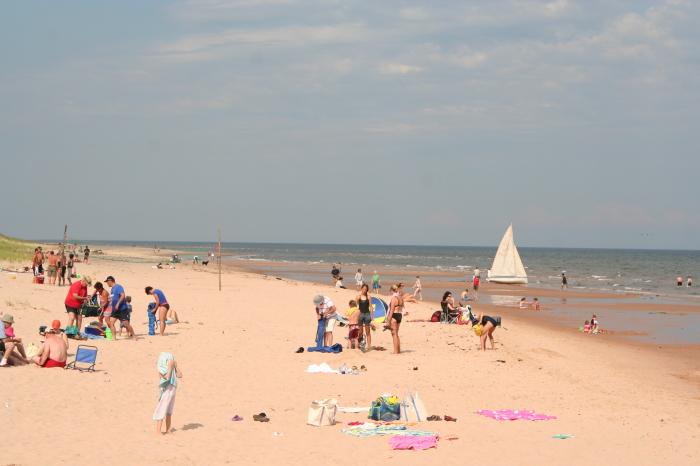 Канадские поющие пески./ Фото: steprobin.files.wordpress.com