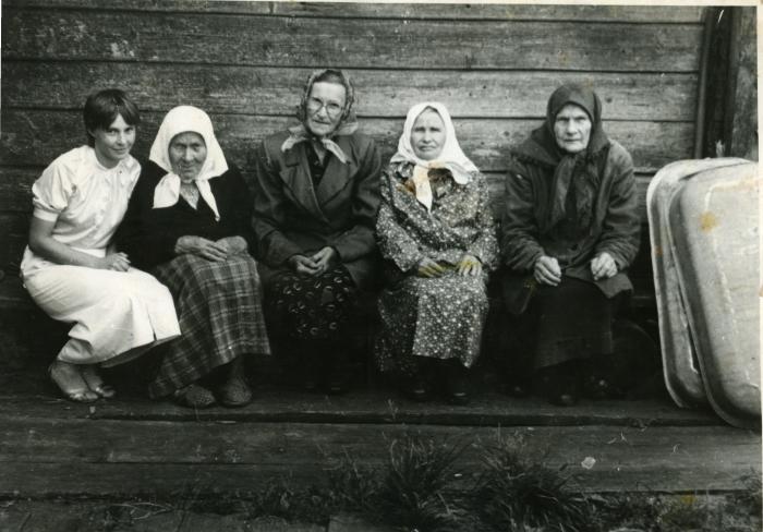 Захарьевская женская коммуна, которую ставили в пример в советских СМИ, оказалась религиозной общиной./Фото: rybinskayasreda.ru