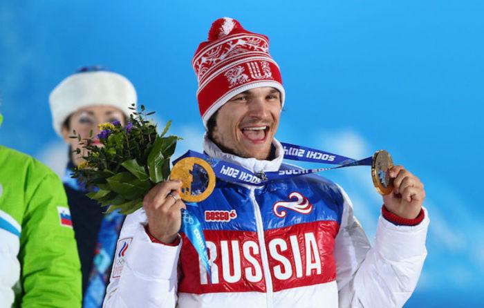 Вик Уайлд принес России десятое олимпийское золото./Фото: images.gawker.com