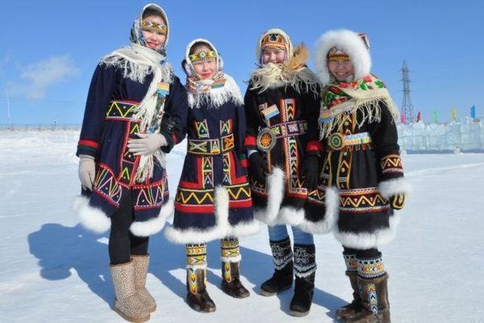 Исчезающие народы России./Фото: chert-poberi.ru