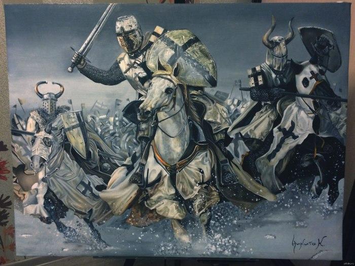 Первыми завоевателями прусской территории сегодняшнего Калининграда были рыцари Тевтонского ордена./Фото: msk.kp.ru