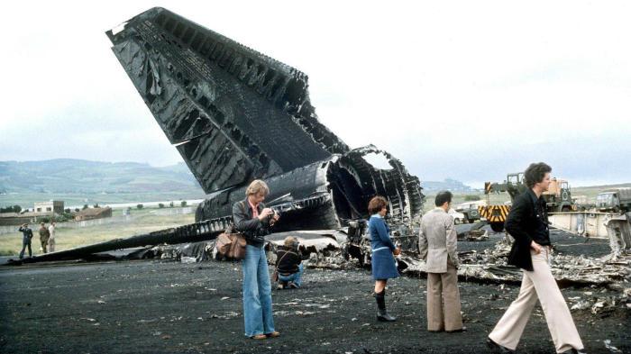 Крушение на Тенерифе привело к гибели 583 человек./Фото: www.abc.es