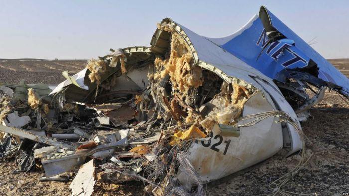 Airbus A320 упал из-за детонации самодельного взрывного устройства./Фото: gdb.rferl.org