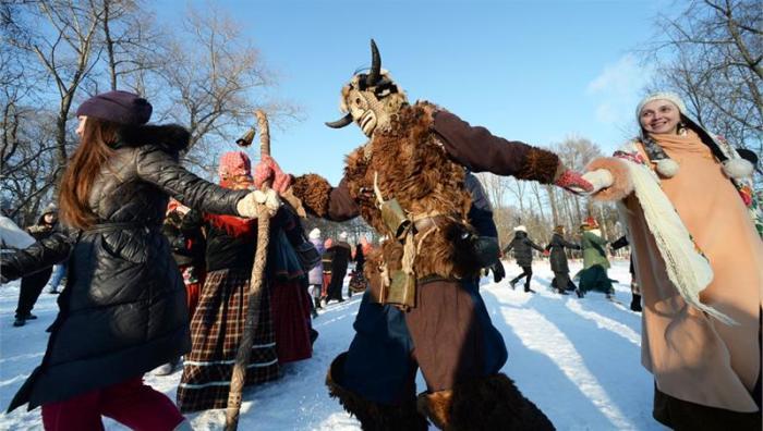 Коляда – древний языческий праздник./Фото: veles.site
