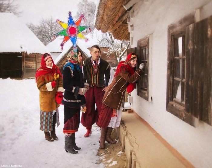 Сегодня Коляда уже не празднуется с таким размахом, как раньше./Фото: www.playcast.ru