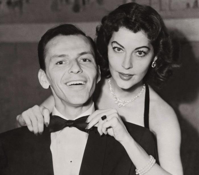 Фрэнк Синатра и Ава Гарднер./Фото: i.imgur.com