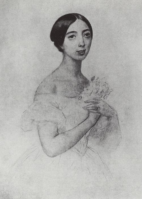 Сладкоголосая Полина Виардо./Фото: upload.wikimedia.org