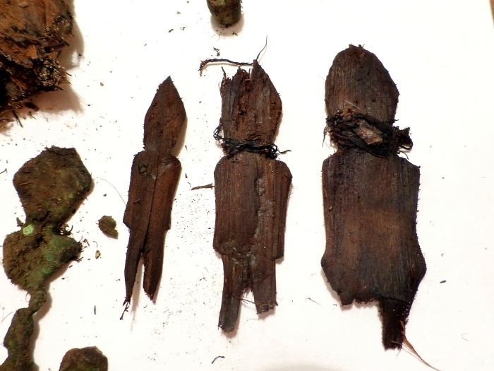 Иттармы, найденные во время раскопок. /Фото: images.vfl.ru