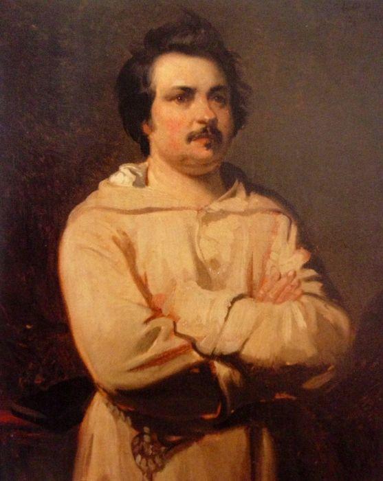 Оноре де Бальзак./Фото: upload.wikimedia.org