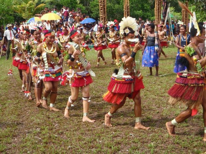 На острове Тробриан не принято доподлинно устанавливать биологическое отцовство./Фото: 4.bp.blogspot.com