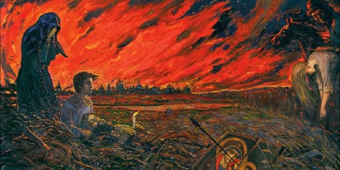 В 1571 Девлет Гирей сжег Москву./Фото: news.rambler.ru