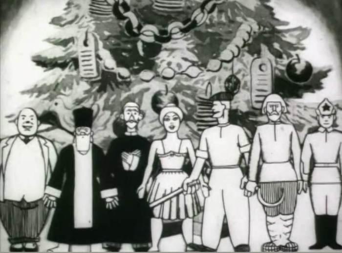 Кадр из мультфильма «Советские игрушки»./Фото: www.zippyframes.com