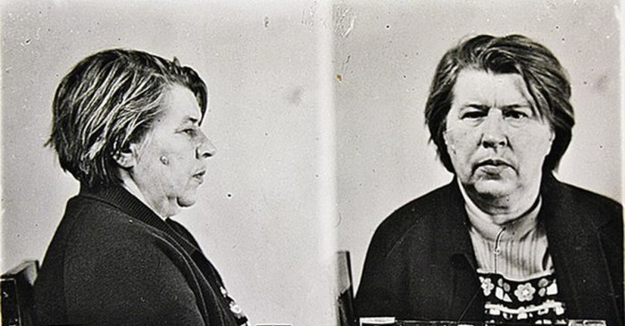 Антонина Макарова-Гинзбург (Тонька-пулемётчица)./Фото: img.anews.com