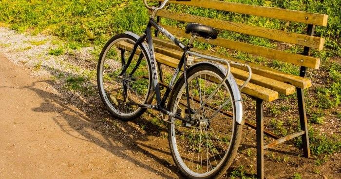 И даже велосипеды стали предметом налогообложения./Фото: mkset.ru