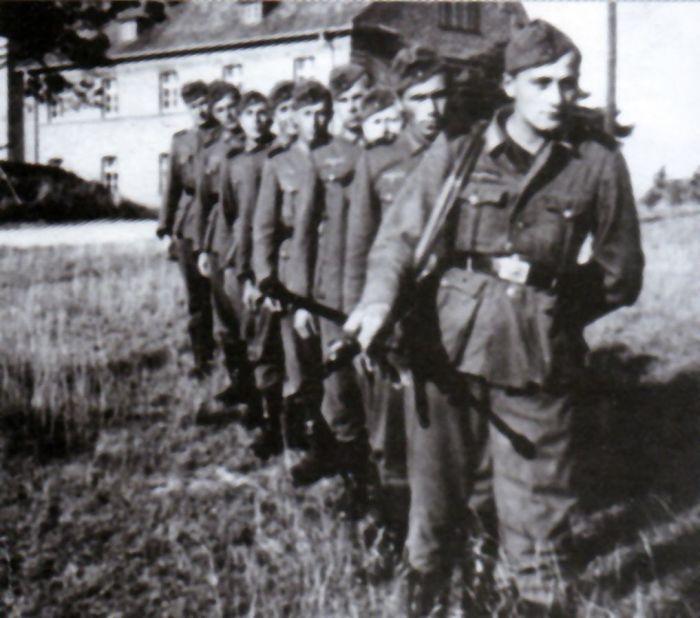 Battalion Ukrainische Gruppe Nachtigall./Фото: upload.wikimedia.org