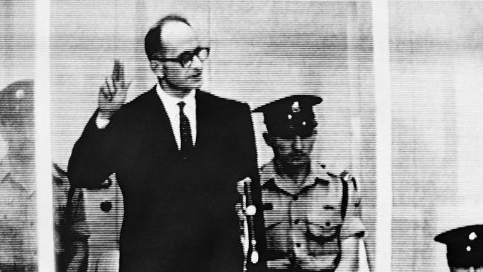 Иерусалимский приговор Эйхману