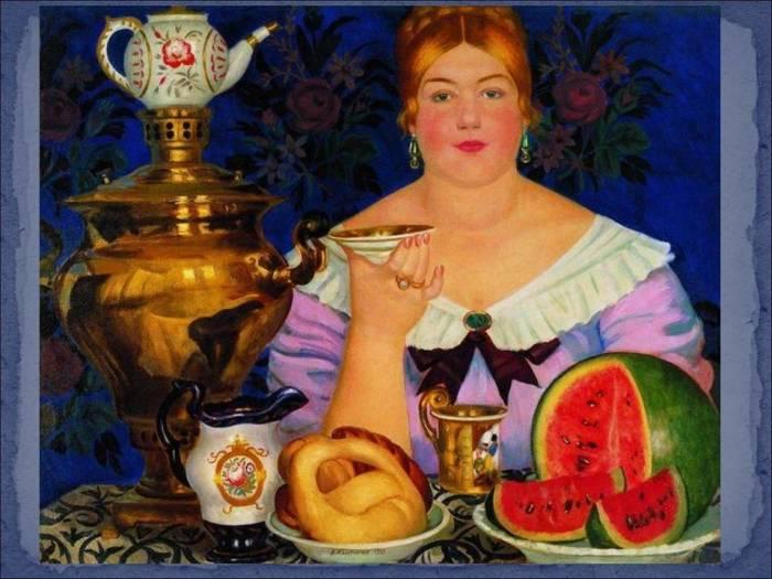 Румяные щеки и пышное тело — залог успешного замужества./Фото: zaplets.net
