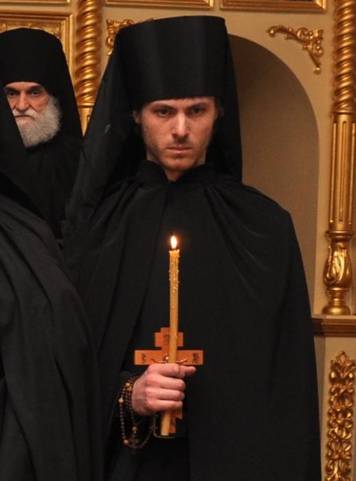 Осетинские православные монахи./Фото: krasn-mon-1.cerkov.ru