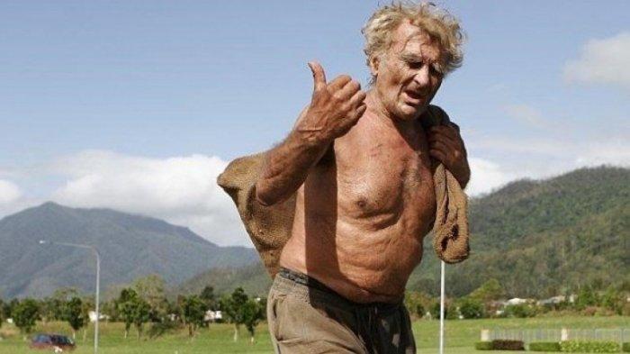 Русский Тарзан Михаил Фоменко провел в труднодоступных джунглях Австралии 60 лет.