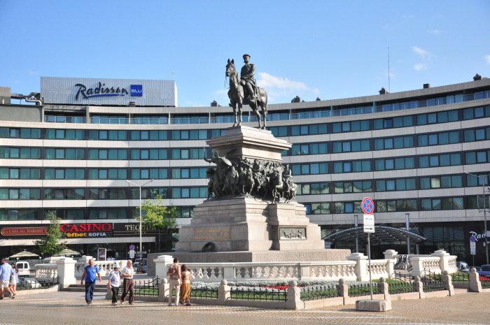 Достопримечательность номер один в болгарской столице./Фото: s4.fotokto.ru