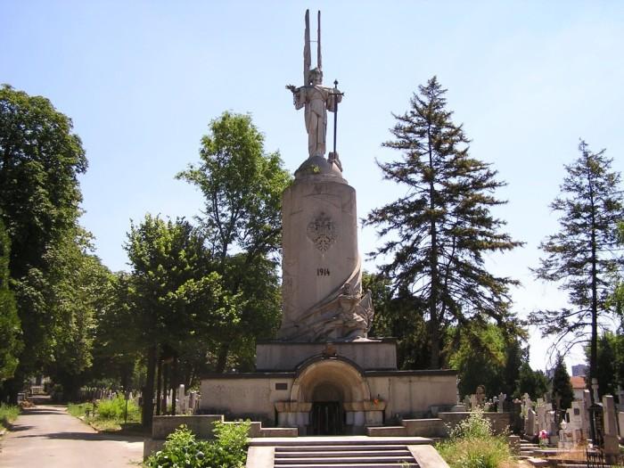 Русским освободителям Сербии./Фото: static.panoramio.com