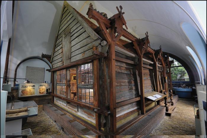 Великий крошечный дом./Фото: avatars.mds.yandex.net