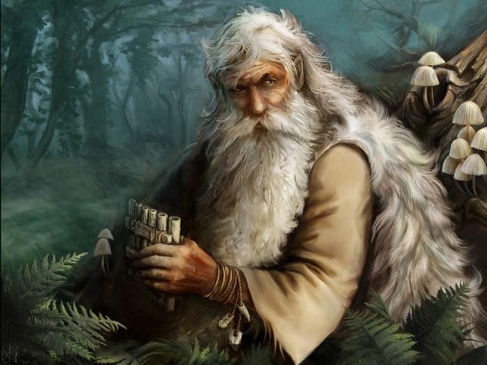 Леший – дух леса и помощник пастуха./Фото: i.sunhome.ru