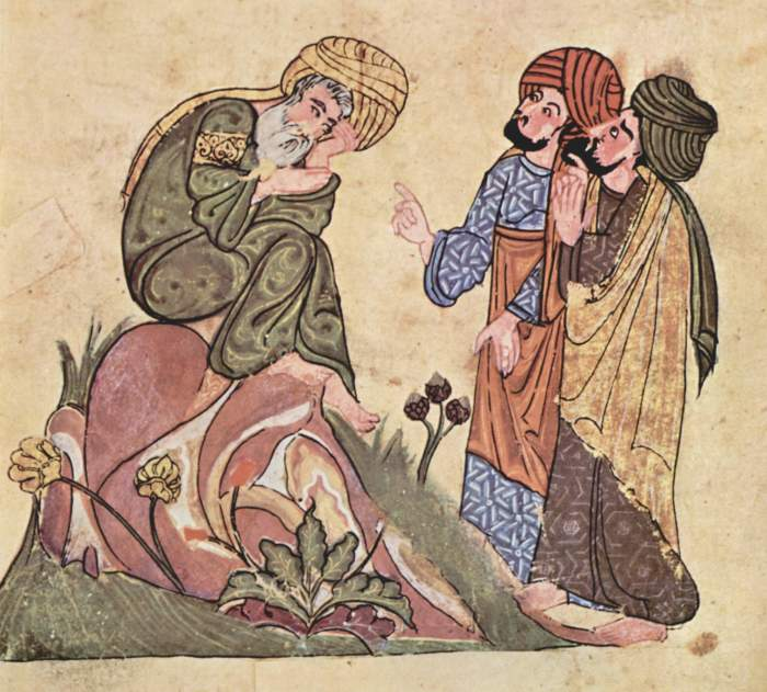 В Древнем Иране была не только начальная школа, но и высшее образование./Фото: upload.wikimedia.org