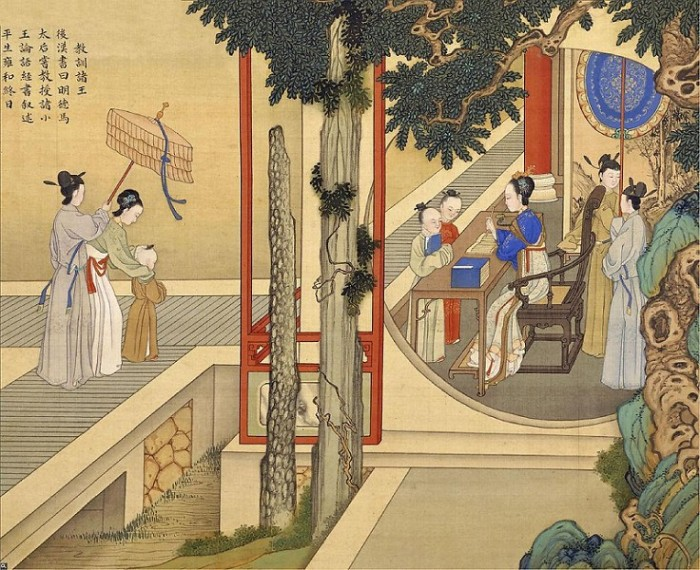 В древнекитайском обществе талант и трудолюбие важнее происхождения./Фото: img.mp.sohu.com