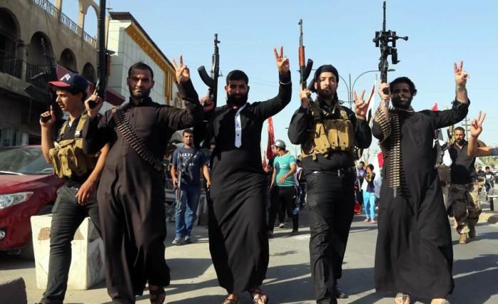 Радикальные представители ИГИЛ (запрещено в России)./Фото: mundoejecutivoexpress.mx