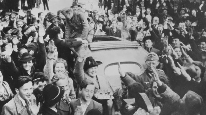 Хорваты гостеприимно встречают фашистов, но готовятся диверсии./Фото: tsargrad.tv
