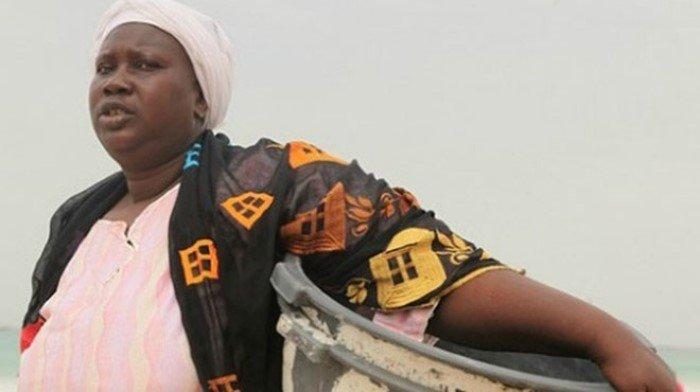 В Мавритании полнота в почете./Фото: s.zefirka.net