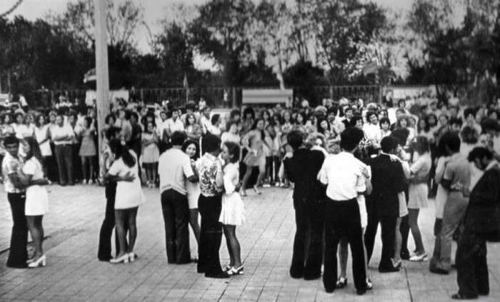 Танцевальная площадка./Фото: cdn.trinixy.ru