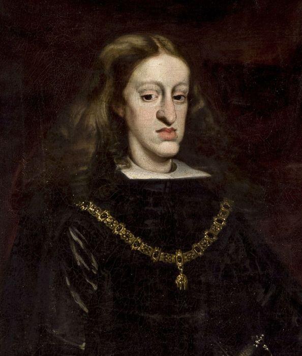 Карлос II, последний из династии Габсбургов на испанском престоле./Фото: upload.wikimedia.org