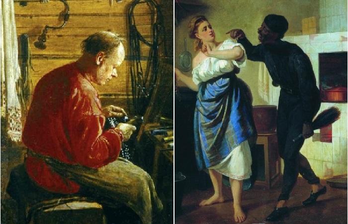Некоторые из старых профессий сегодня возрождаются./Фото: kulturologia.ru