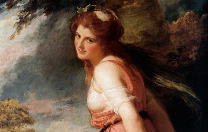 Красоту Эммы Гамильтон запечатлели на портретах художники Джордж Ромни, Ангелика Кауфман и Иоганн Генрих Вильгельм Тишбейн.