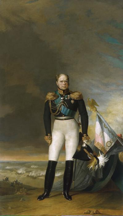 Константин Павлович, 1834 год.