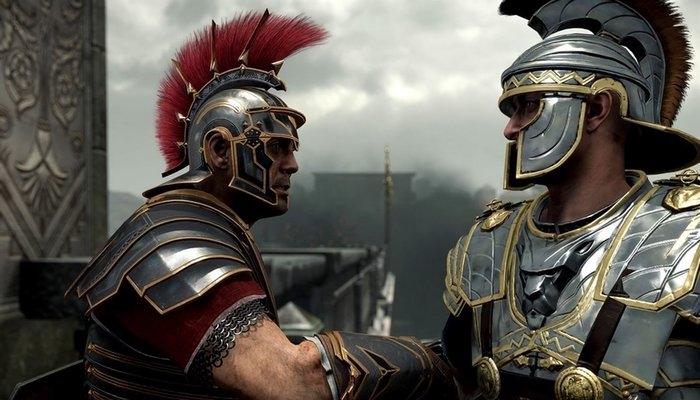 Рукопожатие римских легионеров./Фото: st.overclockers.ru