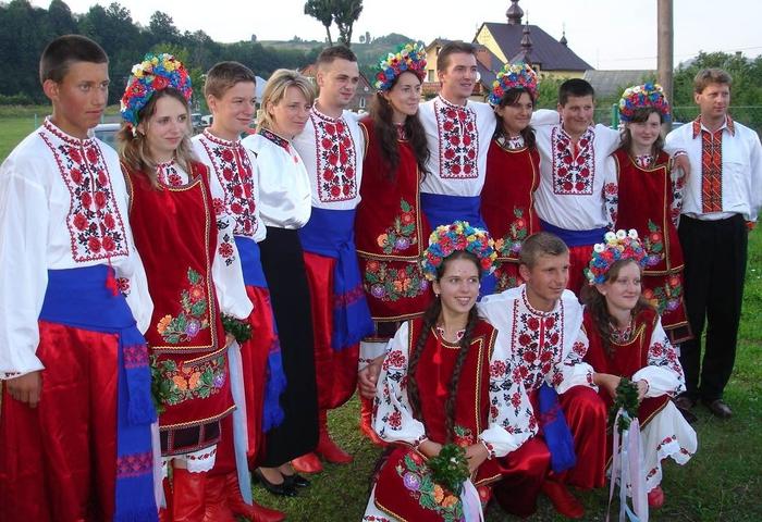 «Русская Краина» и её яркие представители./Фото: fc.vseosvita.ua