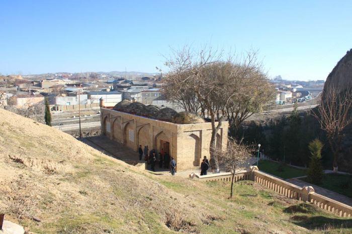 «Растущий» мавзолей Святого Даниила./Фото: www.advantour.com