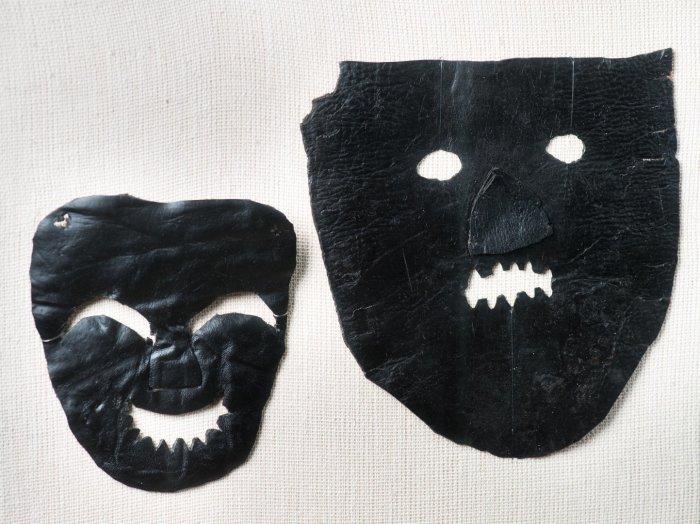 За традиционное использование масок скоморохов обвиняли в приверженности язычеству./Фото: c2.staticflickr.com