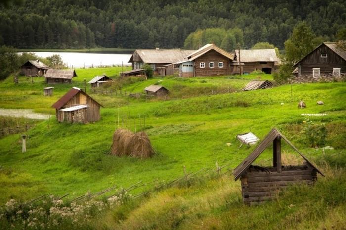 Кенозерье – национальный парк Архангельской области./Фото: travel.rambler.ru