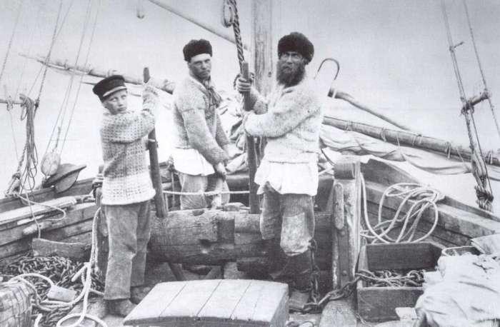 Создатели совершенной морской культуры./Фото: upload.wikimedia.org