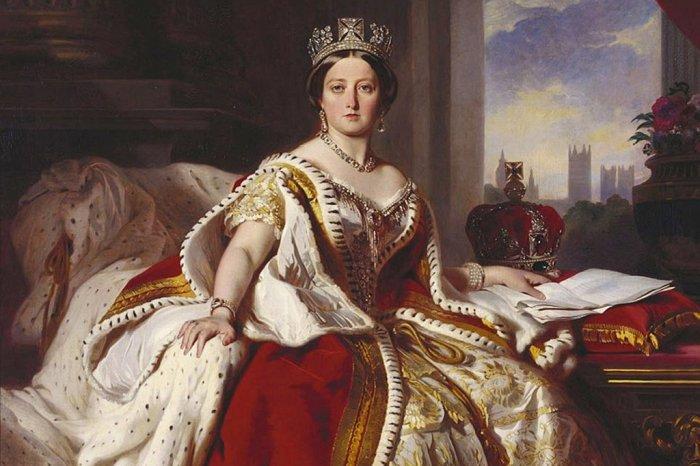 Королева Виктория для облегчения болей пила особый «чай» из конопли./Фото: news.artnet.com