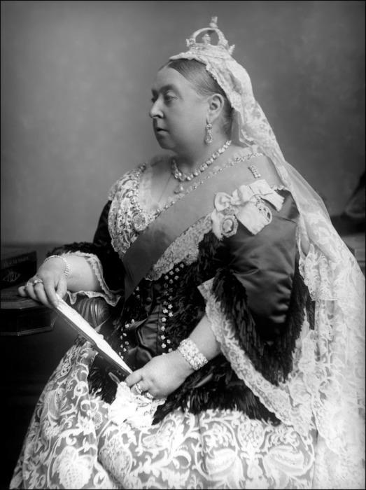 Виктория — королева, которая дала название целой эпохе./Фото: www.wikireading.ru