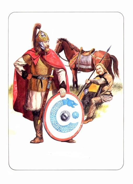 Лютичи были самым воинственным славянским народом./Фото: liveinternet.ru