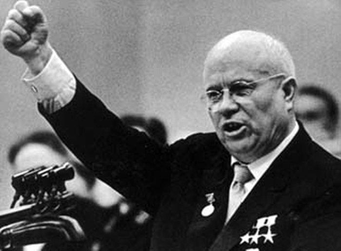 Хрущёв проявил себя очень умелым дипломатом в попытках американо-советского сближения./Фото: mirnews.su