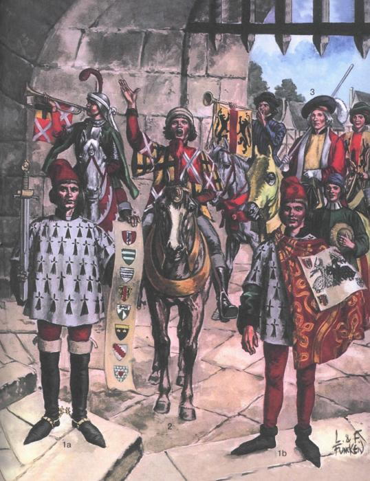 Глашатай средневековья./Фото: www.armour.com.ua