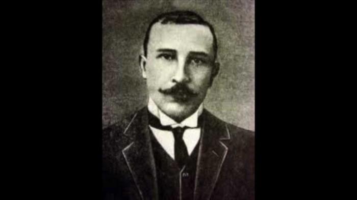 Борис Савинков, революционер и писатель, один из руководителей Боевой организации эсеров./Фото: i.ytimg.com